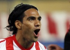 Falcao scores but for once is not the main man