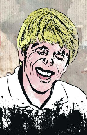 Ilustración de Manuel Díaz 'El Cordobés'.