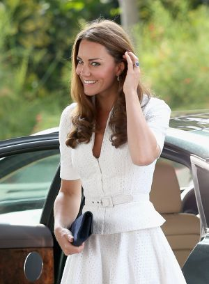 Kate Middleton, en un acto reciente.