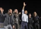 Maná pide a Obama que legalice a los sin papeles latinos