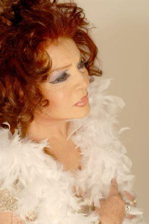Sara Montiel, fotografiada en Madrid.