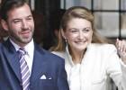 Luxemburgo, de boda real en un ambiente irreal