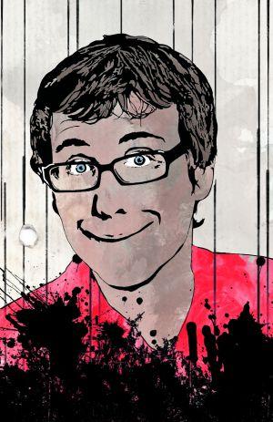 Ilustración del humorista Joaquín Reyes.