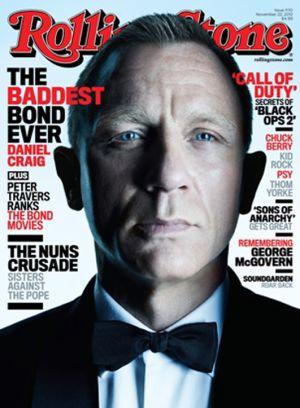 Portada del mes de diciembre de 'Rolling Stone'.