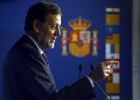 No accord on EU budget but Rajoy happy with outcome