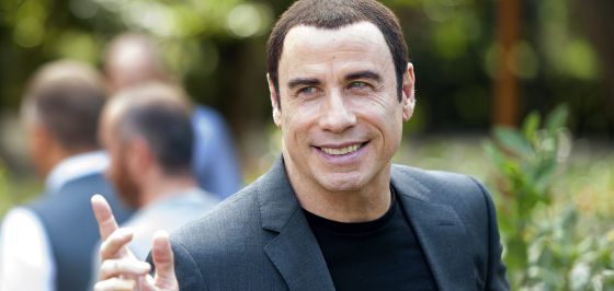 El actor John Travolta.