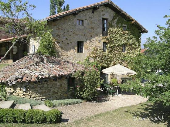 10 casas rurales con encanto para pasar las navidades for Casa rural con chimenea asturias