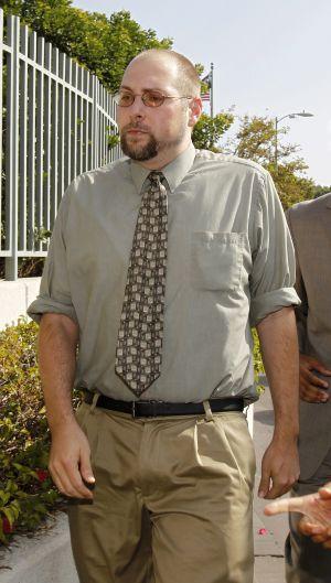 El hacker Christopher Chaney.
