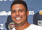 Ronaldo vence a la báscula