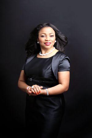 La millonaria nigeriana Folorunsho Alakija.