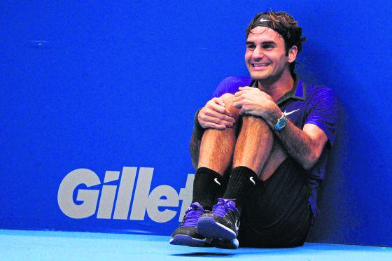 A Gillette, Nike y Rolex, que han reportado 34 millones de dólares a su cuenta, Roger Federer acaba de sumar un contrato con Moët & Chandon por 12 millones.
