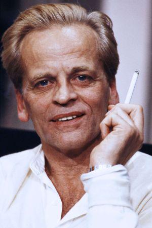 El actor alemán Klaus Kinski, en una imagen de 1981.