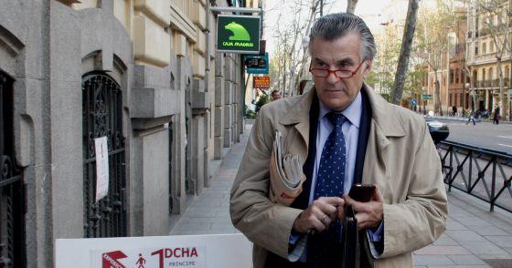 Luis Bárcenas, pictured in 2010.