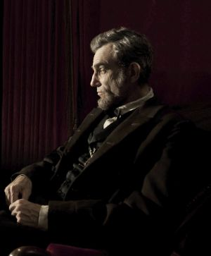 Daniel Day-Lewis looks every inch the 16th US president in Steven Spielberg's Lincoln
