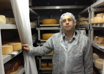 El hombre que susurraba a los quesos