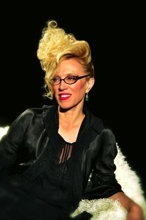 Valerie Steele, directora del MFIT.