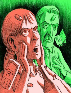 La ansiedad sin control sobrecarga el organismo, y el cuerpo se queja.