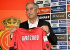 Mallorca and Manzano renew rocky union for third time
