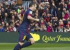 Iniesta leads Barça's midday romp