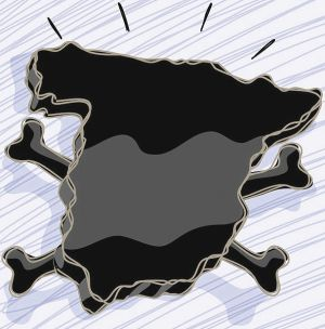 Megapiratería española