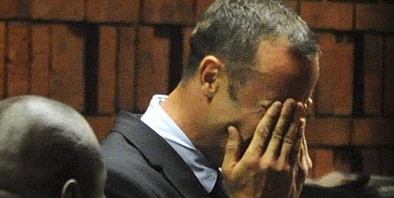 Pistorius, ante el fiscal.