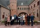 Los Príncipes asisten a una comida con los próximos reyes de Holanda