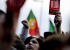 Mass protests held across Portugal against cutbacks and the troika
