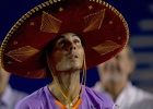 Nadal thrashes Ferrer and regains fourth spot in Mexico final