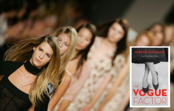 Modelos que comen pañuelos de papel y otros oscuros secretos de la moda