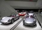 Una noche en el museo Porsche