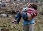 Las imágenes del Tornado que ha arrasado parte de Oklahoma