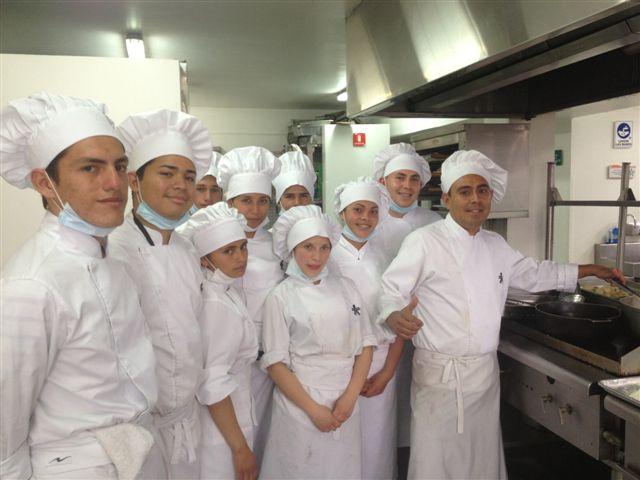 La escuela de bilbao y la cocina colombiana blog gastronotas de capel el pa s - Cursos de cocina bilbao ...