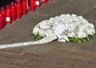 Government officials shun Yak-42 anniversary service
