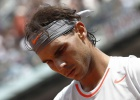 Nadal survives early test