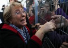 Chile's Communists make comeback with support for Bachelet
