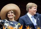 Guillermo y Máxima cumplen un mes como reyes de Holanda