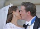 Lágrimas de boda poco real