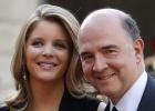 La novia tuitera salvó al ministro
