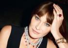 Carla Bruni vuelve a trabajar como modelo