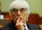 Ecclestone, imputado por soborno en Alemania