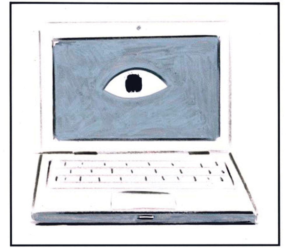 Resultat d'imatges de el roto las redes sociales nos controlan