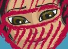 El 'burka' volador