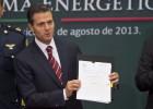 Peña Nieto unveils petroleum reform plan