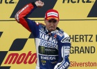 Lorenzo catches break in title pursuit