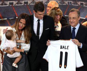 Gareth Bale, un hijo de mamá