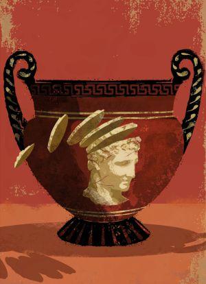 La incurable enfermedad de Atenas