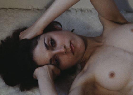 Una de las fotografías de Madonna que será subastada.