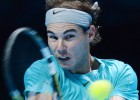 Nadal beats Federer to reach World Tour Finals showpiece game