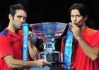 Doubles joy balances Nadal loss