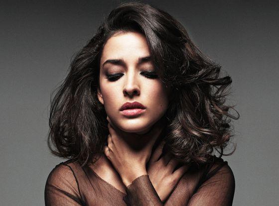 La actriz Inma Cuesta.